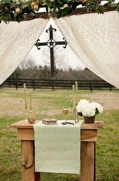 Cómo celebrar tu propia boda celta » Mi Boda #bodas #novias #ideas #inspiración #MiBoda #Exterior