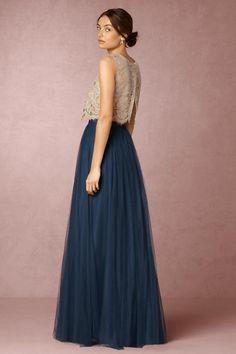 BHLDN Louise Tulle Skirt in  Bridesmaids Bridesmaid Dresses at BHLDN