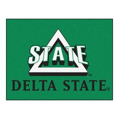 """Delaware State Hornets Ncaa """"all-star"""" Floor Mat (34""""x45"""")"""
