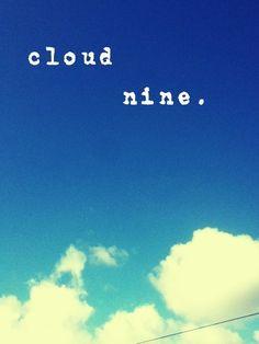 Cloud Nine <3 Original from We Heart It