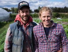 """""""Six-Figuring Farming with The Market Gardener, Jean-Martin Fortier"""" Get the inside scoop on how successful farmer and author Jean-Martin Fortier farms 1 1/2 acres using soil-building and no-till methods. From MOTHER EARTH NEWS"""