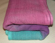 didymos lisca pastell 3 color LWI gradation