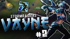 Gosu - STORMRAIDERS VAYNE #2 (KIND OF) - YouTube
