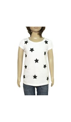 "Camiseta ""Estrellas"" #tshirt #smartyfun #stars #kids"
