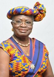 Prof. Marian Ewurama Addy is the first woman professor of Science of the University of Ghana, and winner of the '99 Kalinga Prize. She is also advisor, resource person and role model for programs in science and education. She has helped to motivate female students to choose to study science and keep to it, a move that has improve the status of, not young women, but the entire society.