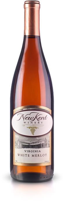 White Merlot – New Kent Winery Online Store