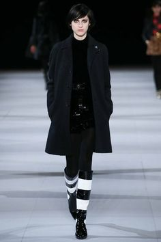 Saint Laurent Fall 2014 Ready-to-Wear Collection on Style.com: Runway Review