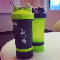 Customize your #BlenderBottle ProStak by mix-and-matching it's different pieces.