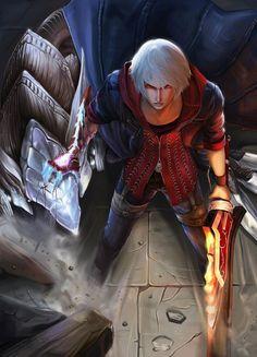 Devil May Cry - Nero