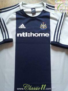 2002 03 Newcastle United Away Football Shirt (XL) 40f8e5fe9