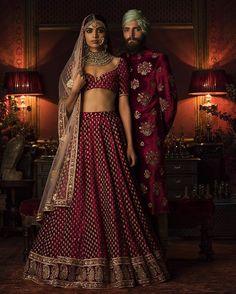 #Sabyasachi #Couture2016 #FIRDAUS #HeritageBridal #WinterWeddings…
