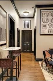 Image result for black baseboard trim