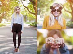 Mini Mouse (by Amy S) http://lookbook.nu/look/3429999-Mini-Mouse