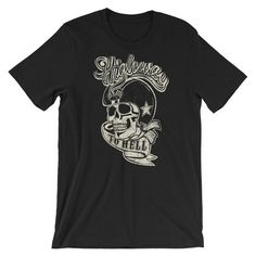 Motorbike T-Shirt Biker Passion Is The Key Mens Funny Biker Motorcycle Bike TEE