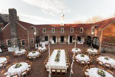 Fairy Tale Garden Wedding, outdoor reception, blush wedding. For more inspiration, visit www.fetenashville.com | Féte Nashville