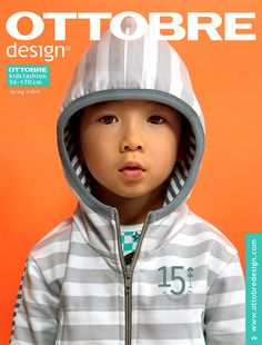 OTTOBRE design SPRING issue 1 / 2015 by Ottobredesign on Etsy