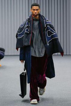 Balenciaga Autumn/Winter 2017 Menswear Collection