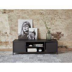 Metalen TV Meubel Castello Zwart kopen? Bestel online of kom naar één van onze winkels. Kwantum, daar woon je beter van!