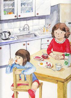 사탕이 좋아요 (수채 혼합재료) Love You Mom, Art Lessons, Art For Kids, Art Drawings, Watercolor, Play, Comics, Children, Funny