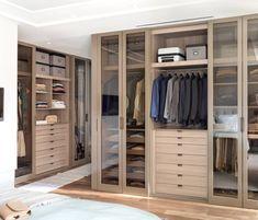 Wardrobe Room, Wardrobe Design Bedroom, Master Bedroom Interior, Closet Bedroom, Dressing Room Closet, Dressing Room Design, Wardrobe Door Designs, Closet Designs, Best Closet Organization