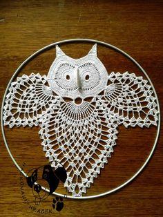 ZDARMA - návody | Návody na háčkované hračky Dream Catcher, Origami, Diy Home Decor, Crochet, Internet, Crocheting, Owls, Dreamcatchers, Origami Paper