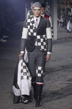 Moncler Gamme Bleu Fall 2015 Menswear - Collection - Gallery - Style.com