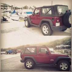 Ok, here's a hard one: Jeep or boat? #protecautocare