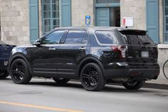 """""""Black Panther"""" 2014 Ford Explorer Sport - Ford Explorer and Ranger Forums """"Serious Explorations""""®"""