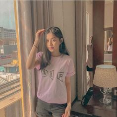 Bad Girl Aesthetic, Aesthetic Photo, Quote Backgrounds, Background Quotes, Ulzzang Girl, T Shirts For Women, Pretty, Photo Ideas, Model