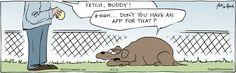 That's my dog sometimes! haha!