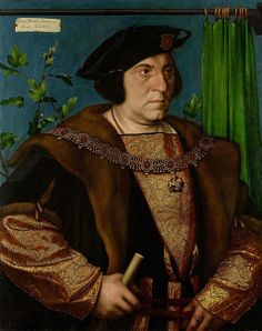 Portrait of Sir Henry Guildford from 1527, by Hans Holbein the Younger.