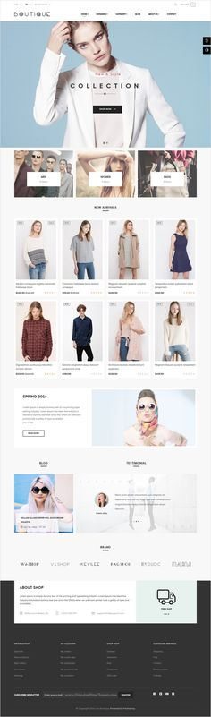 Leo BTQ is a wonderful responsive #Prestashop Theme for multipurpose #boutique #shop eCommerce website with 6 amazing homepage layouts download now➩ https://themeforest.net/item/leo-btq-responsive-prestashop-theme/17323965?ref=Datasata