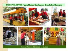 www.tacoselcipres.com.mx para festejar el AMOR Y LA AMISTAD. Felicidades.
