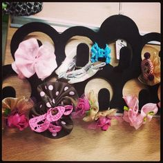 Fancy mini dog hair bows! 2€each! Dog Hair Bows, Mini Dogs, Minnie Mouse, Disney Characters, Fictional Characters, Fancy, Accessories, Art, Art Background