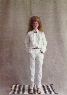 British Vogue 1981