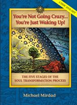 "Buy You'Re Not Going Crazy.You'Re Just Waking Up! by Michael Mirdad at Mighty Ape NZ. This book explains why the challenges in your life (and in your heart) may make you feel as though you're ""going crazy."" The Five Stages of the Soul T. Do You Really, Make You Feel, How Are You Feeling, Great Books, My Books, My Antonia, Life Guide, A Course In Miracles, The Five"