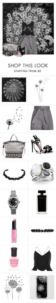"""""""Make A Wish😀"""" by denisewood ❤ liked on Polyvore featuring Barclay Butera, York Wallcoverings, Zimmermann, Dodo Bar Or, Aquazzura, Neda Tahniat, Rolex, Narciso Rodriguez, Revlon and Gucci"""