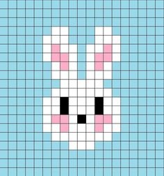 How to draw a frog step by step for kids & Herz Hama Beads Design, Diy Perler Beads, Hama Beads Patterns, Perler Bead Art, Beading Patterns, Hama Beads Kawaii, Embroidery Patterns, Tiny Cross Stitch, Cross Stitch Designs