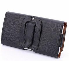 >> Click to Buy << Black Holster Leather Phone Case Belt Clip For iPhone 6s Plus for Samsung Galaxy S8 Plus Note 5 3 4  for iPhone 7 Plus 4S 5s SE #Affiliate