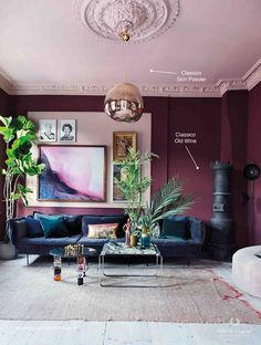 30 Cute Living Room With Purple Color Schemes Desig&; 30 Cute Living Room With Purple Color Schemes Desig&; Laneyuva laneyuva Farbenlehre 30 Cute Living Room With Purple Color Schemes […] living room purple Plum Living Rooms, Cute Living Room, Living Room Decor Colors, Bohemian Living Rooms, Decor Room, Home Decor, Cozy Living, Burgundy Living Room, Wall Decor