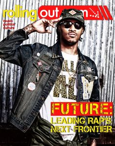 Future on the cover of Rolling Out Magazine