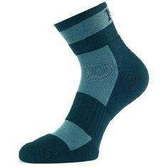 1000 Mile Lady Performance Trail Socks - Small - Black by 1000 Mile. $13.98