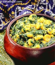 Mangodis are sun-dried grape sized dumplings made from soaked and ground moong dal or sometimes from urad dal. Due to scarcity of vegetables, the ingenious Rajasthanis use different forms of pulses to whip up healthy and tasty meals. Mangodis or moong dal badis are often used to rustle up several tasty and mouth-watering recipes.  Fenugreek tossed mangodis is one such delightful recipe.  Serve this subji with hot phulkas and a spicy mango pickle.