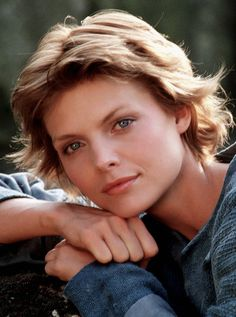 Michelle Pfeiffer in the movie LadyHawke.