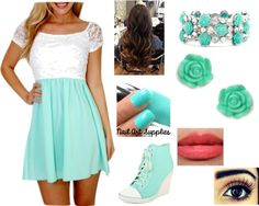 """""""Faith"""" by jessica-pisoni ❤ liked on Polyvore"""