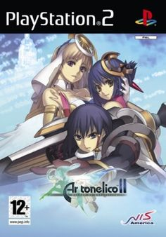 Ar Tonelico 2: Melody Of The Metafalica (PS2) by Tecmo Koei, http://www.amazon.co.uk/dp/B0027VSI54/ref=cm_sw_r_pi_dp_Uqwqsb1WT12P4