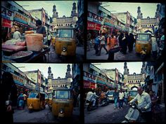 Charminar by Arun Shah Masood, via Flickr