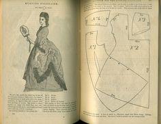madamemodiste   Peterson's Magazine 1872 and 1873