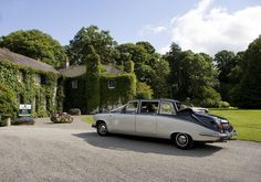 Hotels in Wicklow Rathsallagh is the place for you, winner of the prestigious Irish Country House Restaurant of the Year and The Five Diamond Award. Wedding Car, Hotel Wedding, Wedding Venues, Country House Restaurant, Blue Books, Lodges, Big Day, Ireland, Classic Cars
