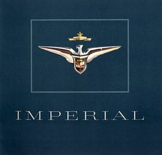 Image result for imperial car emblem